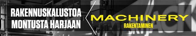 Machinery - Rakentaminen
