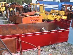 DAEWOO 220, 150LCV