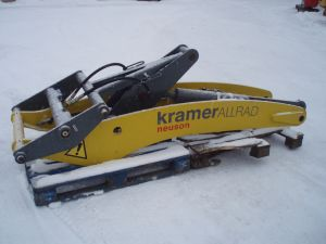 KRAMER Kramer kuormaajan aisasto