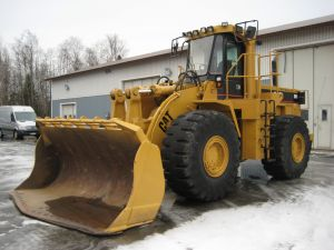 CATERPILLAR 980F-II