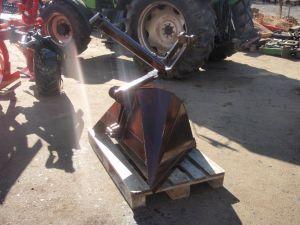 KRONOS Kaivuu varustus / Grävurtrustning