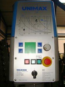 MAXION Unimax 4, Pylväsporakoneet