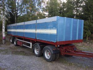 NTM 4-aks. kippiperävaunu