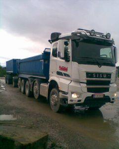 SISU POLAR 530 10 X 4