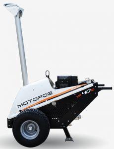 LEOTECH, MOTOFOG. MF40, Materiaalin- ja jätteenkäsittelykoneet