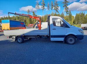 MB Sprinter 315 CDI Automat Maxilift 180-4 nosturi