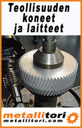 Osta ja Myy Metallintyöstökoneet Metallitorilla
