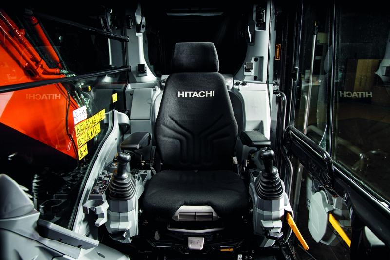 Hitachi ZX7-sarja esittelyvideo
