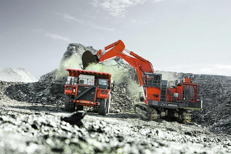Terrafame ja Rotator ovat sopineet Hitachi -kaivoskoneiden toimituksesta Sotkamon kaivokselle