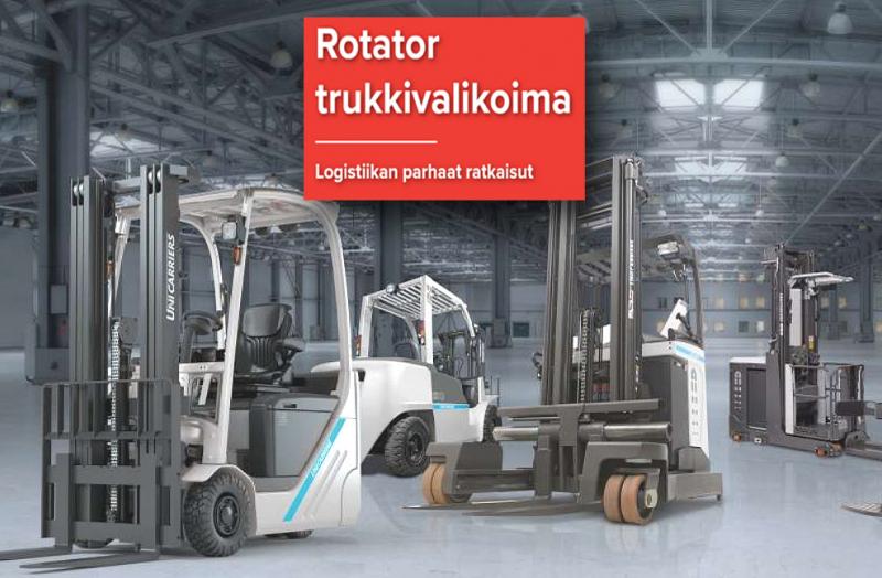 Rotator ja SLO solmivat merkittävän yhteistyösopimuksen